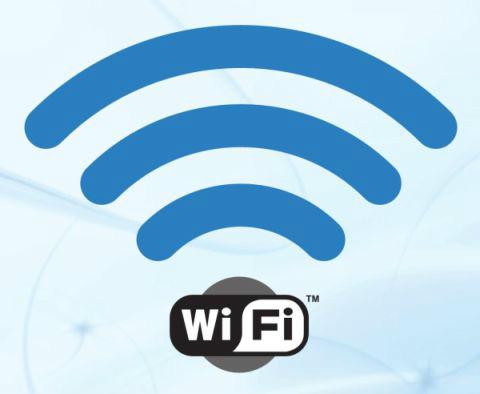 Logo sieci WI-FI