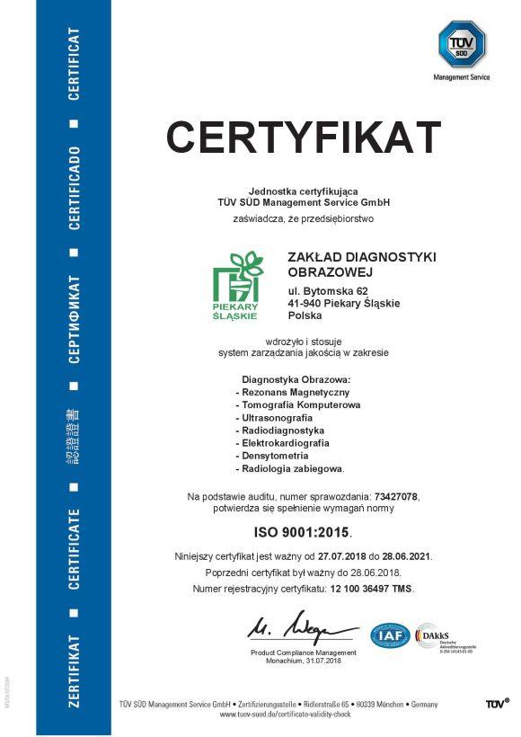 zdjecie certyfikatu