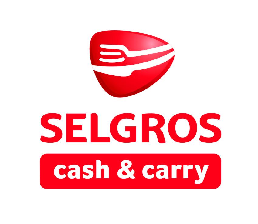 Obraz przedstawia logo Selgros cash & carry